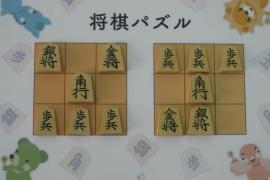 【中級】2018/11/3の将棋パズル