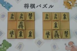 【初級】2018/11/4の将棋パズル