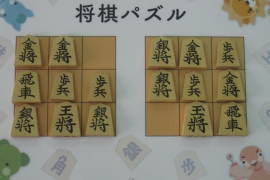 【上級】2018/11/6の将棋パズル