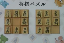 【中級】2018/11/11の将棋パズル