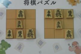 【初級】2018/11/13の将棋パズル