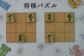 【初級】2018/11/15の将棋パズル