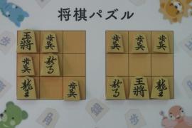 【初級】2018/11/18の将棋パズル