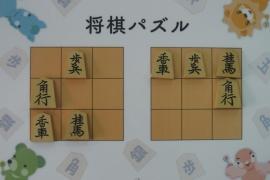 【初級】2018/11/20の将棋パズル