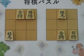 【初級】2018/11/24の将棋パズル