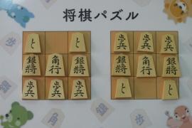 【上級】2018/11/28の将棋パズル