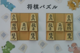 【初級】2018/12/12の将棋パズル