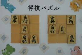 【初級】2018/12/27の将棋パズル