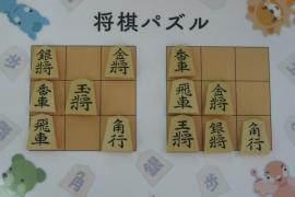 【中級】2019/1/3の将棋パズル
