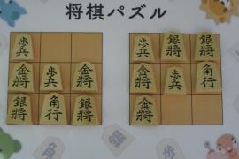 【上級】2019/1/9の将棋パズル