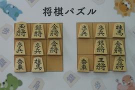【中級】2019/1/29の将棋パズル