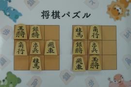 【中級】2019/2/8の将棋パズル