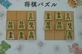 【初級】2019/2/9の将棋パズル