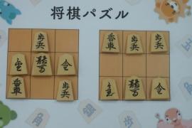 【中級】2019/2/14の将棋パズル