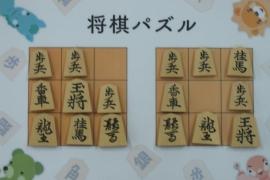 【初級】2019/2/17の将棋パズル