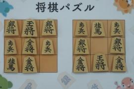 【中級】2019/2/18の将棋パズル