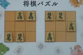 【初級】2019/2/19の将棋パズル