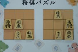【初級】2019/2/20の将棋パズル