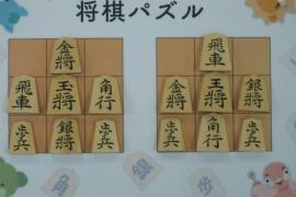 【中級】2019/2/21の将棋パズル