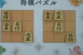 【初級】2019/2/24の将棋パズル