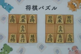 【中級】2019/2/27の将棋パズル