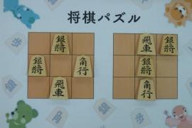 【初級】2019/3/2の将棋パズル