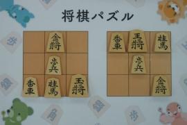 【初級】2019/3/4の将棋パズル