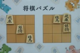 【初級】2019/3/6の将棋パズル
