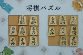 【中級】2019/3/9の将棋パズル