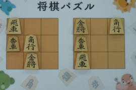 【初級】2019/3/19の将棋パズル