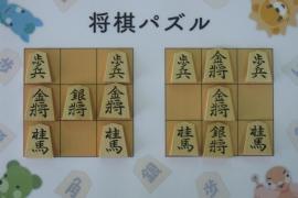 【初級】2019/3/30の将棋パズル