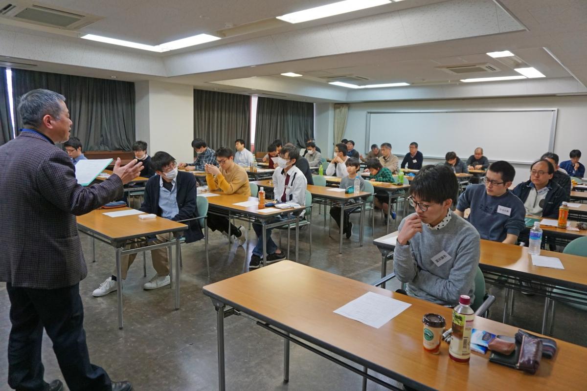 詰将棋解答選手権チャンピオン戦に行って来ました。