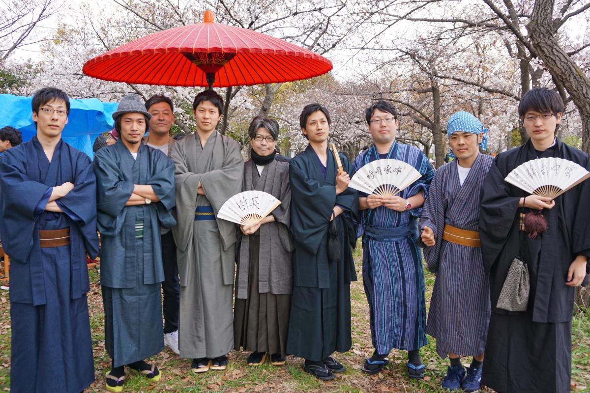 日本の伝統文化の古風な魅力を発信したいと話す矢野さん
