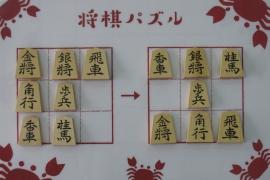 【中級】2019/4/28の将棋パズル
