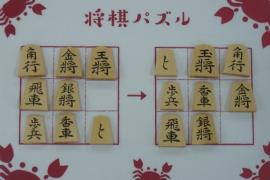 【上級】2019/6/28の将棋パズル
