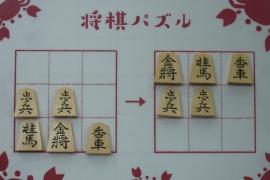 【初級】2019/9/9の将棋パズル