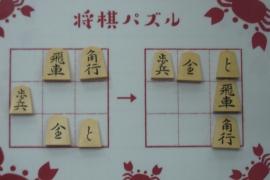 【初級】2019/9/10の将棋パズル