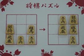 【初級】2019/10/21の将棋パズル