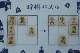 【初級】2019/11/8の将棋パズル