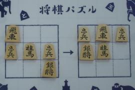 【初級】2019/11/10の将棋パズル