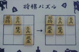 【初級】2019/11/17の将棋パズル