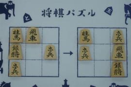 【初級】2019/11/28の将棋パズル