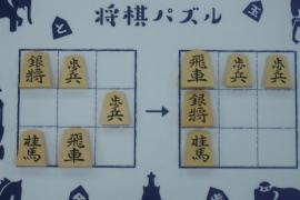 【初級】2019/12/2の将棋パズル