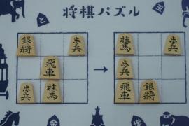 【初級】2019/12/12の将棋パズル