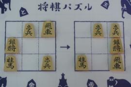 【初級】2019/12/21の将棋パズル