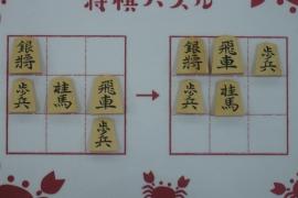 【初級】2020/1/3の将棋パズル