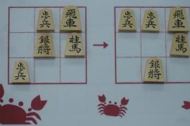 【初級】2020/1/11の将棋パズル
