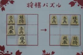 【初級】2020/1/19の将棋パズル