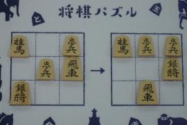 【初級】2020/1/28の将棋パズル