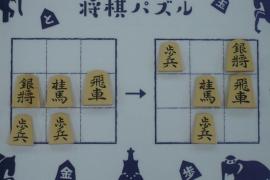 【初級】2020/2/1の将棋パズル